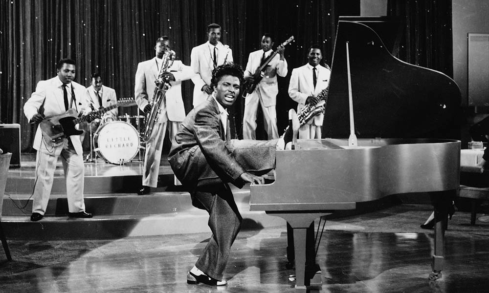 Little Richard passed away at 87