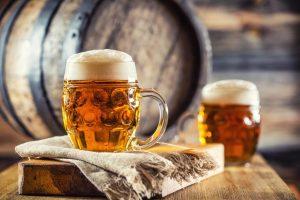 Coronavirus: A dry spell in Germany's beer region
