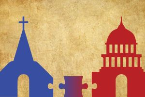 Separation between Church and State just became a bit weaker