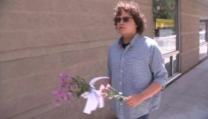 A Raleigh teen launches 'Flowers for Floyd' to spread positivity