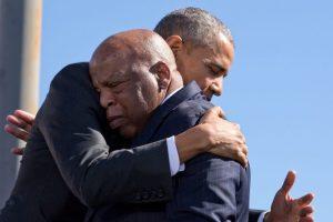 Obama Remembers John Lewis