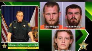 Suspects arrested in Friday's Brutal Florida Murder of 3 Locals