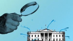 Scoop: How the White House is trying to trap leakers