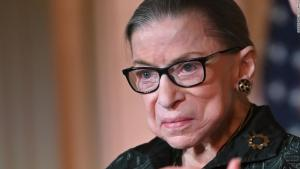 Justice Ruth Bader Ginsburg says cancer has returned, but won't retire