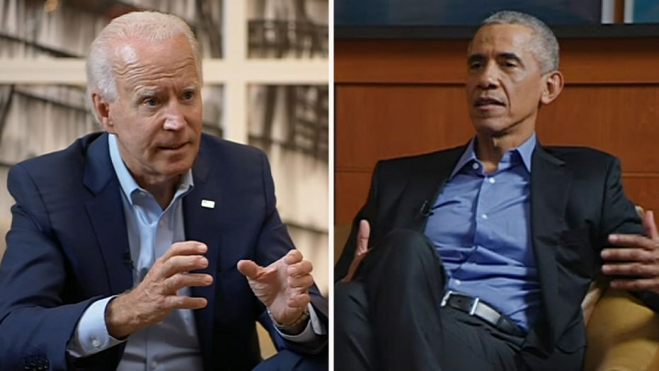 Watch: Obama and Biden Troll Trump Live