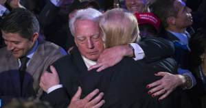 """Trump's Brother Robert Hospitalized, """"Very Ill"""""""