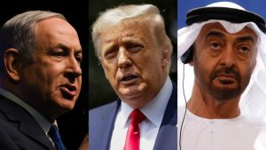 Trump announces Israel and the United Arab Emirates have agreed to establish full diplomatic ties