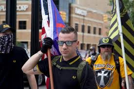 Proud Boys Rally In Kalamazoo