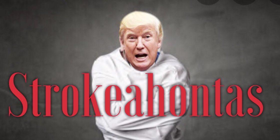 Strokeahontas Denies Mini-Stroke Rumors