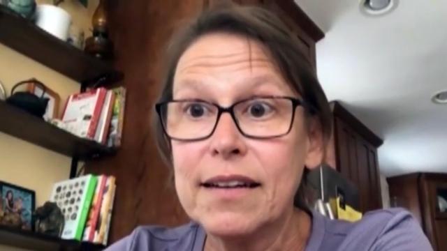Senator Thom Tillis staffer tells three time cancer survivor to find a way to get healthcare