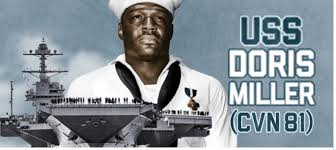 U.S. Supercarrier to be Named After African American Enlisted Sailor