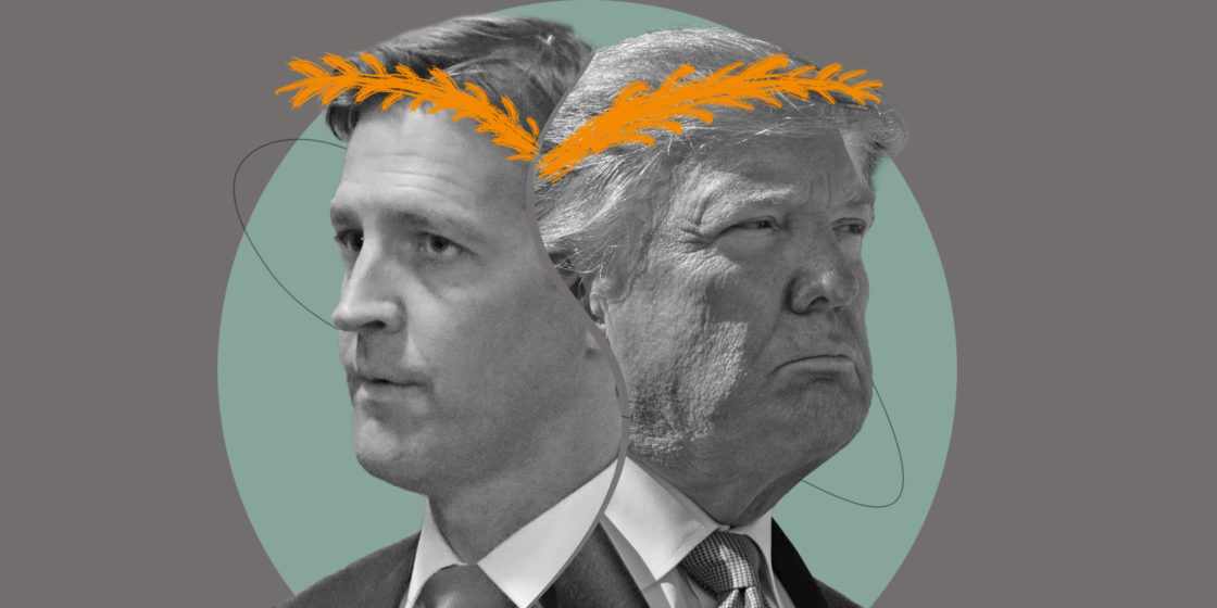 'What a RINO' Ben Sasse speaks out against Dear Leader