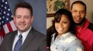 Louisville police officer sues Kenneth Walker, boyfriend of Breonna Taylor, for emotional distress, assault and battery