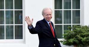 Joe Lieberman is back, this time with his son, and he's giving the Democrats a major headache