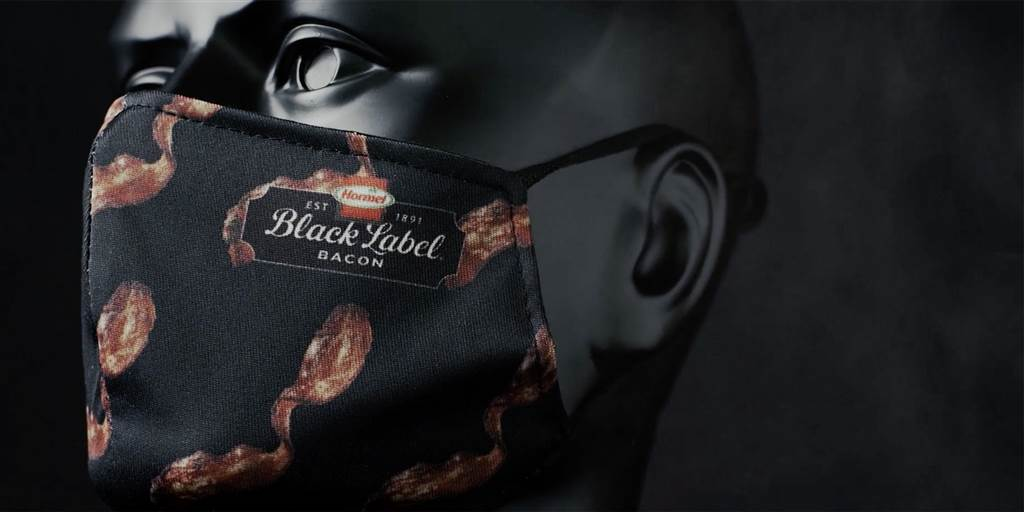 Hormel Foods is Giving Away Bacon-Scented Face Masks