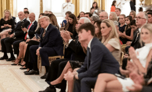 Trump appears to blame Gold Star families for infecting him with 'the COVID thing;' they didn't
