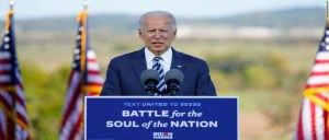 Biden will answer court-packing question 'when the election is over'