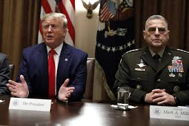 General Mark Milley Did Not Consent to be Used In Trump Ad