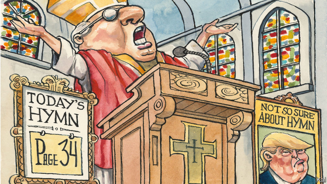 Trump Losing the White Catholic Voters