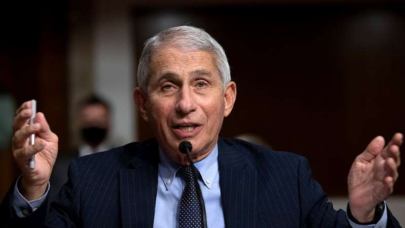 Fauci on Trump's adviser Atlas: 'I totally disagree with the stand he takes'
