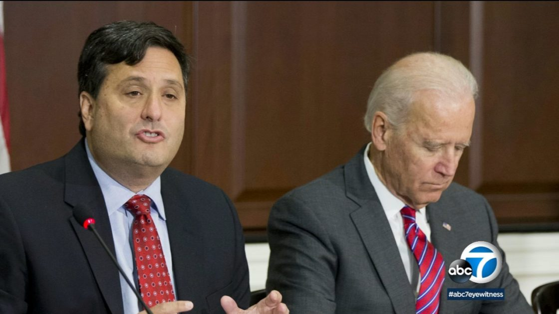 President Elect Joe Biden names Ron Klain as Chief of Staff