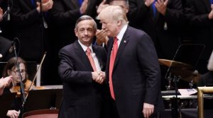 Trump-Loving Megachurch Pastor Robert Jeffress Urges Followers to Accept Biden as President-Elect