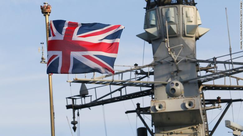 Navy boats on standby to protect UK waters in case of no-deal Brexit