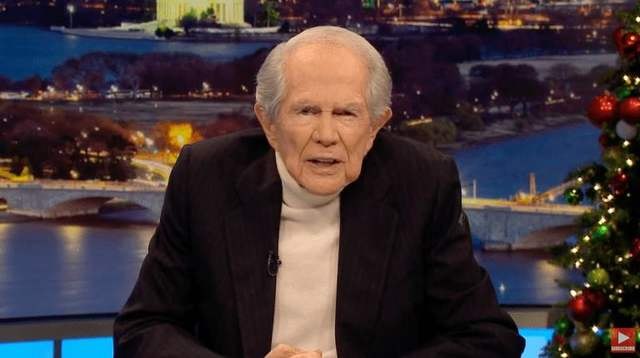 Pat Robertson Says 'Biden Won' and Trump is 'Living in an Alternate Reality'!