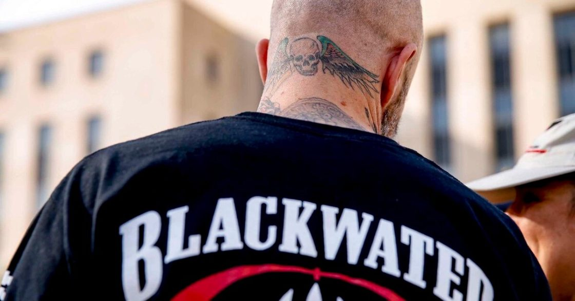 Trump's Pardon of Blackwater Iraq Contractors Violates International Law