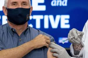Politicians get vaccinated early to build public trust, while furious health workers wait