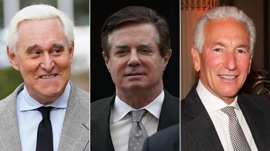 Trump Issues 26 New Pardons Including  Roger Stone, Paul Manafort, and Charles Kushner