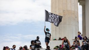"""WA correctional officer trainee fired for wearing """"Black Lives Matter"""" shirt"""