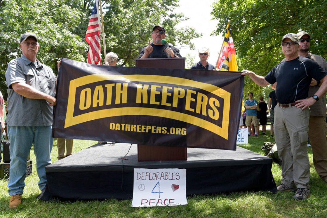The Oath Keepers are infiltrating local government in Texas