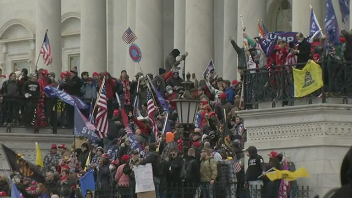 'A colossal failure': How were pro-Trump rioters able to breach Capitol security?