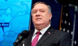 China announces sanctions against outgoing Trump officials, including Pompeo