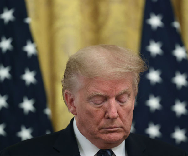 Impeachment would bar Trump from receiving presidential perks