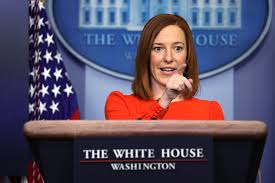 Watch Live:  Jen Psaki's Daily Press Briefing