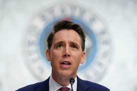 "Josh Hawley Says ""Antifa Scumbags"" Terrorized His Family Home"