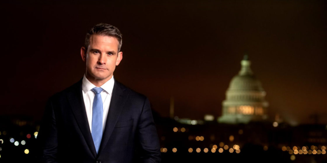 GOP Rep. Kinzinger to Start New PAC to Challenge Party's Embrace of Trump