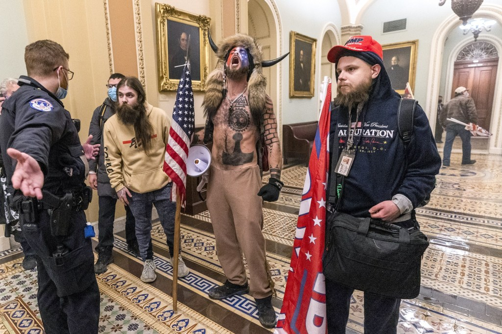 Wing Nut Media fueled the MAGAts who stormed the Capitol