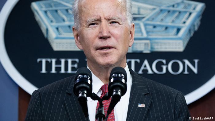 Biden Authorizes Strike on Syria and Iran-backed Militias