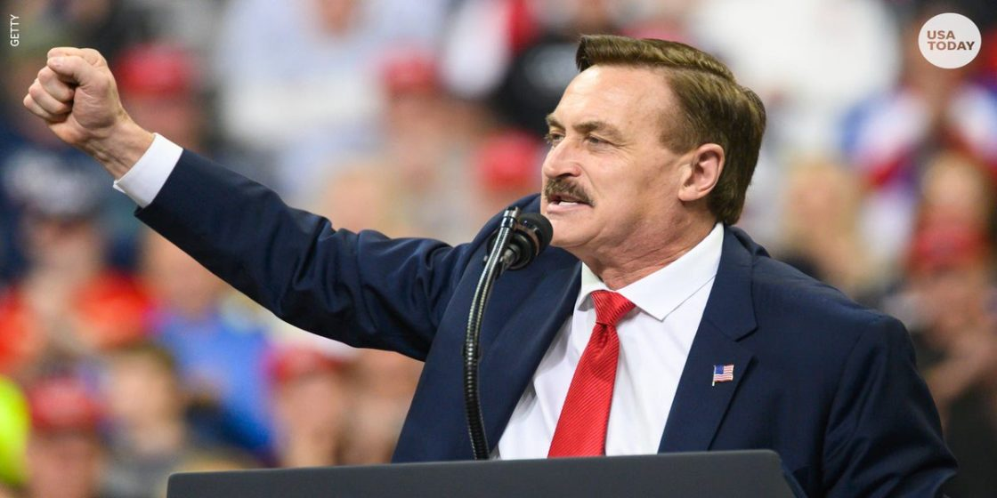 MyPillow Guy To Release Most Important Documentary In History This Friday!