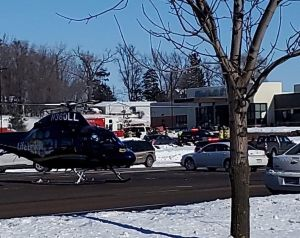 Gunfire at Allina clinic in Minnesota leaves several seriously wounded, followed by explosion