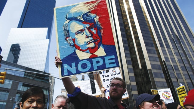 Anti-Trumper, former GOPers in talks to form third party