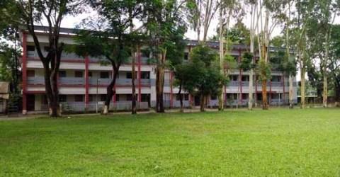 বোদা পাথরাজ সরকারি কলেজ ক্যাম্পাসে মুজিববর্ষে ৫ শতাধিক বৃক্ষ রোপণ