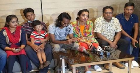 মেজর সিনহা হত্যা : 'আমরা প্রত্যেকটা কথা বলব, প্রত্যেকটা সত্যি বলব-শিপ্রা