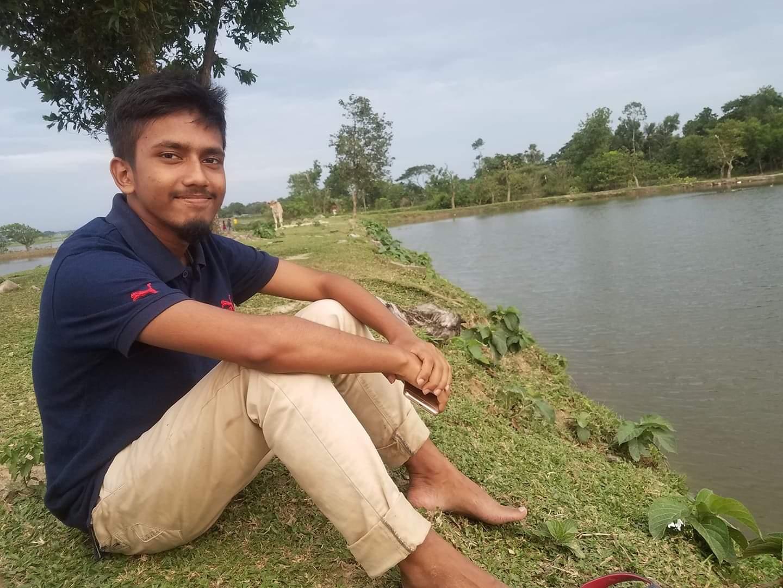 """কবিতা """"আকুতি"""" জয়েন উদ্দিন সরকার তন্ময়"""