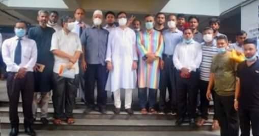 রাজনীতি নয়, গায়বি মামলায়ই আ'লীগের প্রধান হাতিয়ার: ডা. শাহাদাত