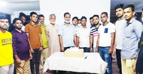 শেখ রাসেল-এর ৫৭তম জন্মবার্ষিকী উদযাপন করলো বঙ্গবন্ধু শিশু-কিশোর মেলা হালিশহর থানা