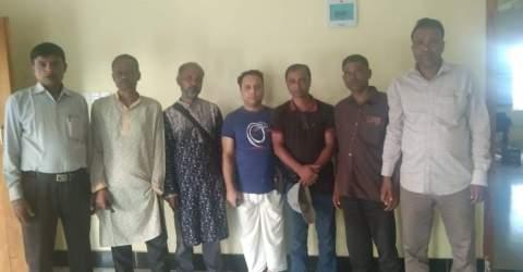 দোয়ারাবাজার প্রেস ক্লাবের আহবায়ক কমিটি গঠন